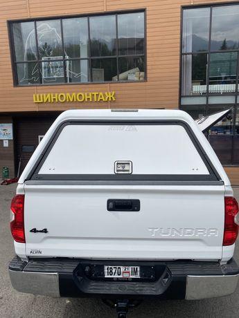 Кунг на Toyota Tundra