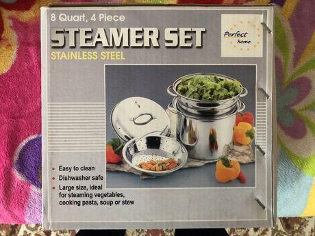 Steamer set