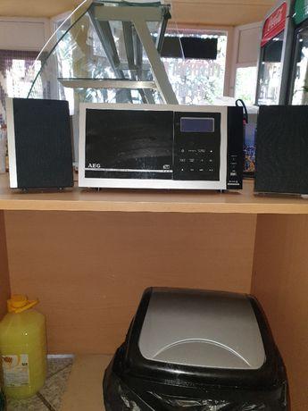 Радио касетофон АЕГ