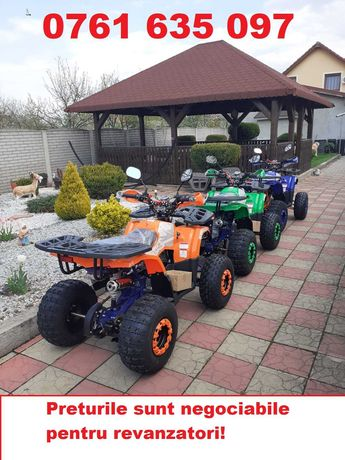 ATV 125 cc NOU 2021