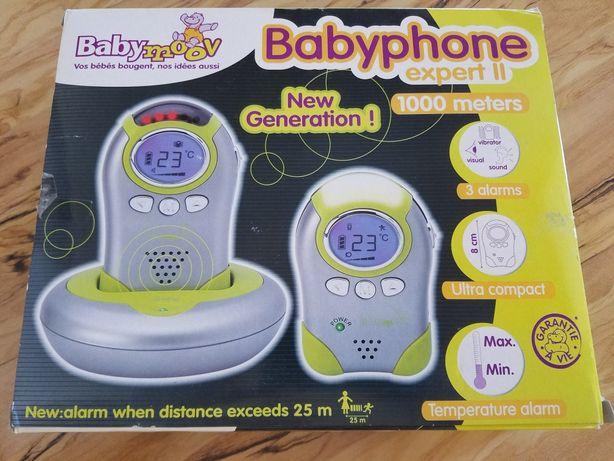 Baby monitor pentru electronisti (mufa alimentare defecta, reparabil)