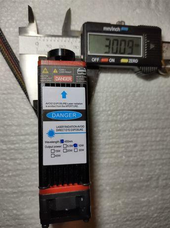 Laser 10w pentru cnc, gravare, tăiere