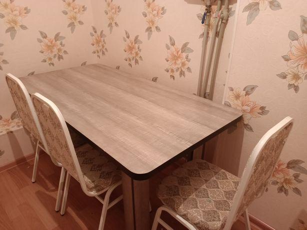 Стол стули для кухня