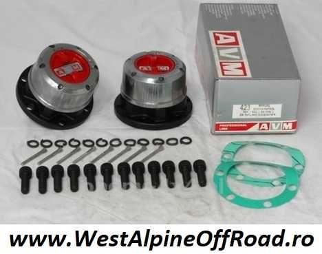 MRL AVM Nissan Patrol K160 / K260 - AVM 423 hp HIGH PERFORMANCE