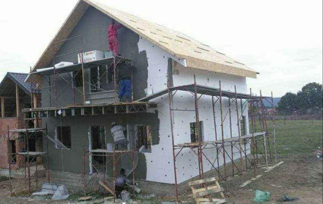 Vindem case modulare si cabane din lemn LUCRAM FARA AVANS