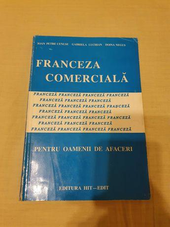 Franceza comercială, ptr oameni de afaceri, ed. Hit-edit, 1995, Bucure