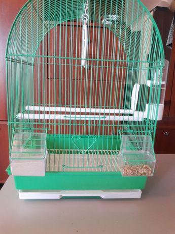 клетка для папугай