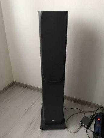 Sistem Hi-Fi ELAC FS 57.2 Florstanding speaker + Denon