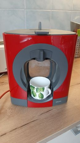 Vand Espressor KRUPS Nescafe Dolce Gusto Oblo KP1105, 0.8l, 1500W, ros