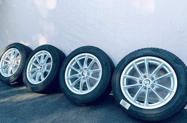 """Jante originale BMW G30 G31 17"""" roti iarna style 618 225/55/17 seria 5"""