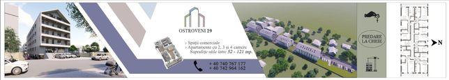 Apartament 2 camere tip 1 || Ostroveni 29
