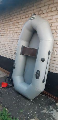 Продам лодку одноместную 210×110 оникс с 210G