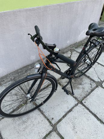 "City bike dama Kilde Moes 28"""