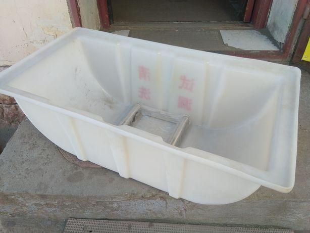 Ванна для мойки колес для шиномантажа