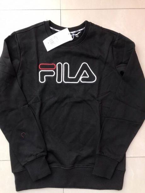 FILA bluzon de Adulți negru