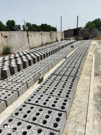 Пескаблок строительный