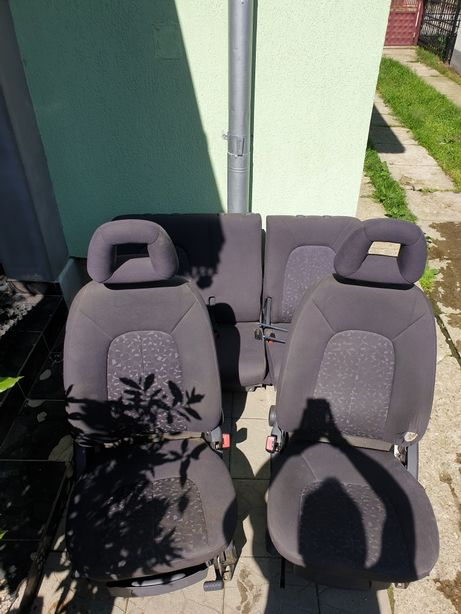 Interior Mercedes a class w168, scaune + bancheta