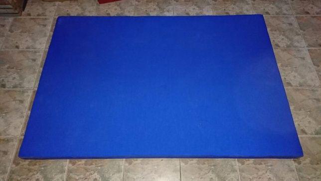 Saltea gimnastica sport 150*100*7 cm profesio burete dur fețe pvc 15kg