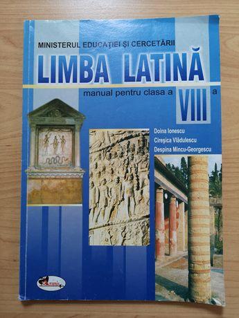 Manuale scolare Matematica Limba romana Limba latina clasa: a 7-a, 8-a