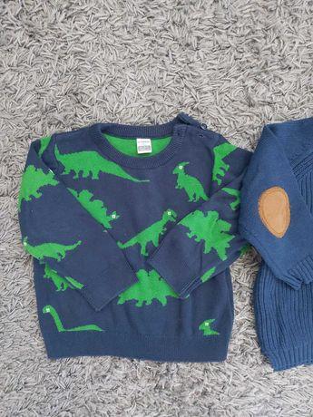 Детскидрехи, блуза 74-80см, яке, комплект H&M и пижама р-р 74см