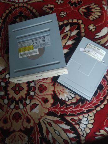 дисководы dvd/cd и fdd