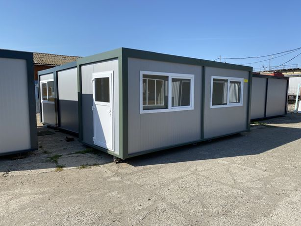Container birou organizare de santier magazin dormitor