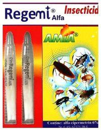 Insecticid Regemi Alfa, asemanator cu fostul Regent