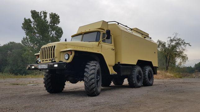 Урал Автодом Дом на колесах