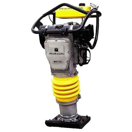 Mai Compactor Masalta MR75R Motor Robin-Subaru, 75kg, Uz Profesional !