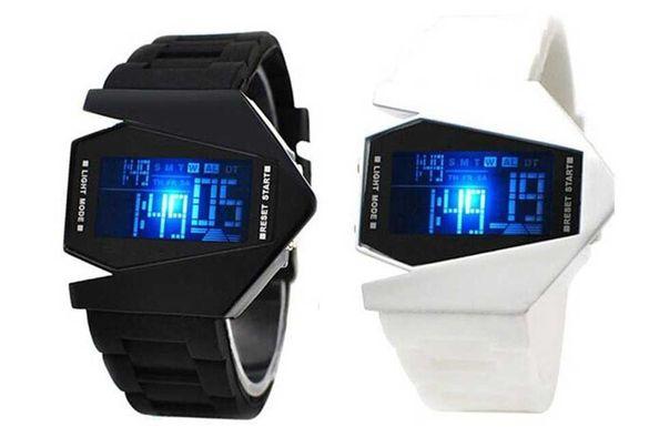Луксозен спортен дамски LED часовник Relogio feminino masculino 8O72