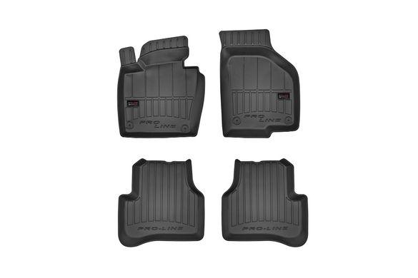 3D гумени стелки Frogum за Volkswagen Passat B6,B7 (2005-2014)