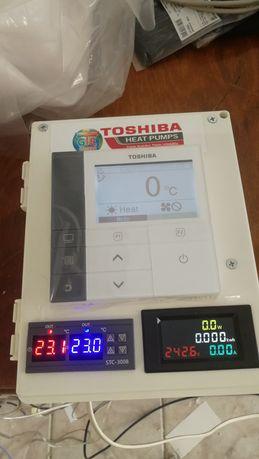Нов 22kw климатик за термопомпа