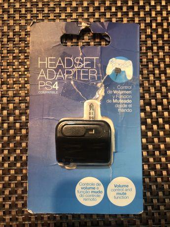 Headset adaptor ps4