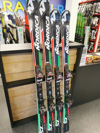 Schiuri ski second hand Nordica Doberman SLR 160 cm, 170 cm