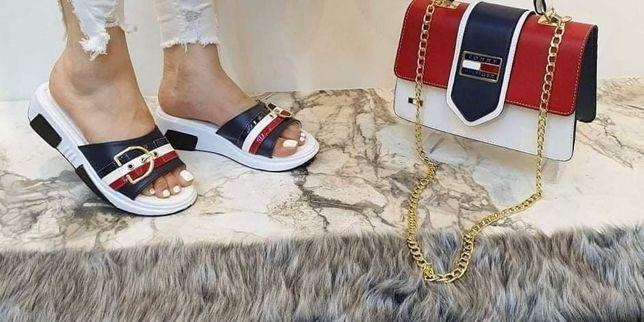 Set papuci si geanta tomy