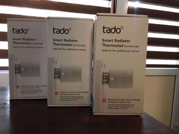 Cap termostat TADO Calorifer gen Netatmo | Nou . SIGILAT