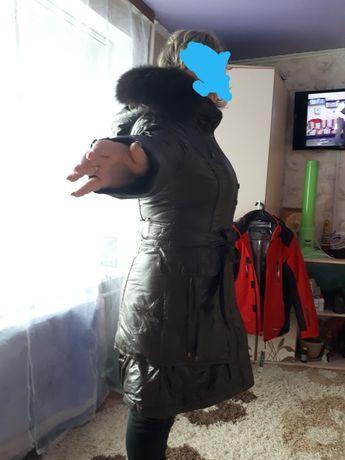 Куртка женская теплая.