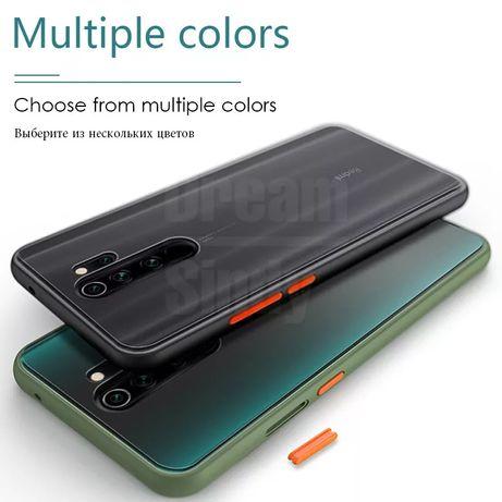 Цветен Кейс Rock за Xiaomi Redmi 8 / Note 8T / Note 8 Pro / Mi A3 / 9T