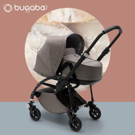 Bugaboo bee5 2 in 1 Taupe