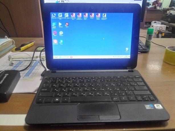 Нетбук HP Compaq mini в хорошем состоянии