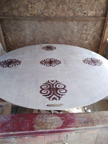 Казакша жер стол