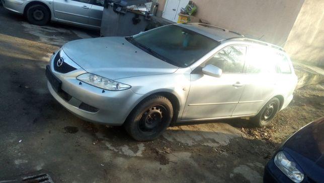 Dezmembrez Mazda 6, 2005, 1.8 benzina