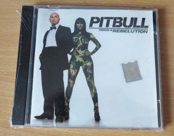 Pitbull - albume CD: Planet Pit, Global Warming,Starring in Rebelution