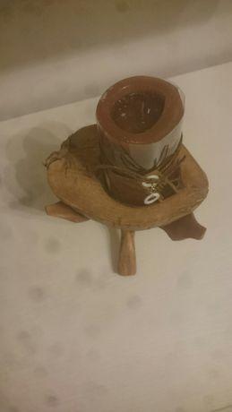 Декоративен свещник
