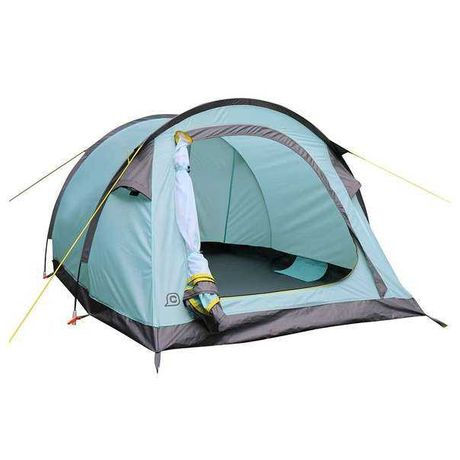 Cort camping 2 persoane, sistem pop-out, 210x140x95, nou