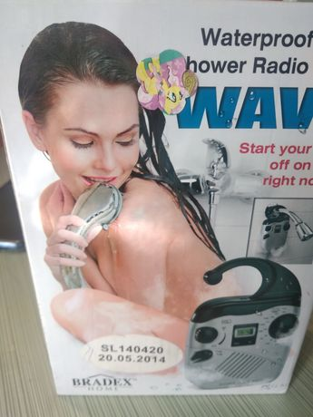 Продам  портативное радио