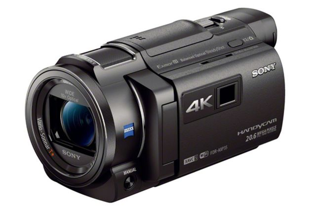 Продам видекамеру Sony FDR ax33