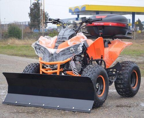 ATV BUELL 125 cmc Bantam NOU Casca Cadou Import Germania