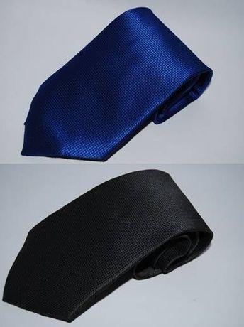 Cravata matase - diverse culori (NAVY BLUE; BLACK)