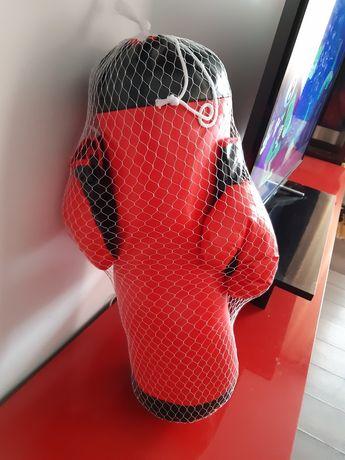 Sac de box cu manusi pentru copii